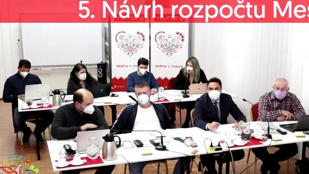 Správa z januárového miestneho zastupiteľstva vo Vajnoroch